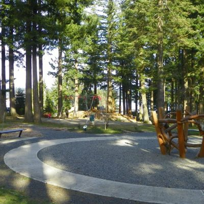 Playground in Campbell River